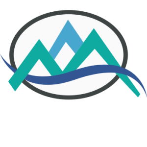 Three Peaks – Teaching and Research Clinic Logo